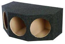 "<b>Universal Car</b> Speaker & Subwoofer Enclosures <b>Triple</b> 12"" Speaker ..."