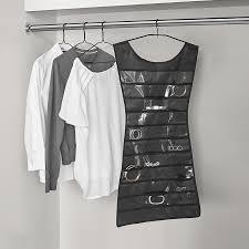 <b>Органайзер для украшений Little</b> dress черный от Umbra (арт ...