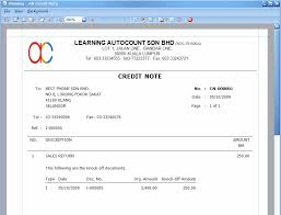 Debit Note Letter Sample Inspiration AutoCount Accounting Help File 48