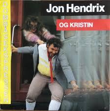 Jon Hendrix Og Kristin – Dombåsexpressen (1987, Vinyl) - Discogs