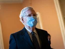 McConnell Blames Biden Slowing Vaccine ...