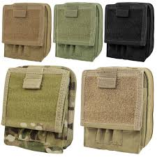 Condor Ma35 Molle Modular Mod Tactical Map Id Admin Chart Pouch Od Green Black Coyote Brown Multicam