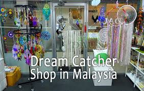 Who Sells Dream Catchers Gorgeous Dream Catcher Shop In Malaysia Green Daun
