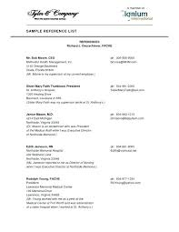 Make Cover Letter Reference Page For Resume How Make Cover Sheet