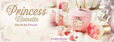 best asian makeup brand etude house princess