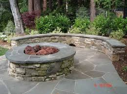 Delighful Patio Ideas With Fire Pit On A Budget Firepit Decorating