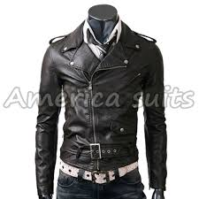 black belted rider slimfit leather jacket 800x800 jpg
