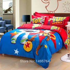 toy story twin bedding set queen bed