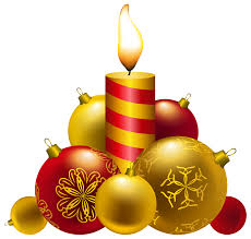 Christmas Candles PNG Clipart - Best WEB Clipart