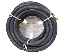 water hose continental formerly goodyear ¾ x 75 black rubber industrial grade