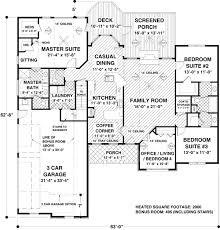 142 Best House Plans Images On Pinterest  House Floor Plans Floor Plans Under 2000 Sq Ft