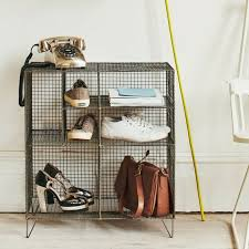 shoe storage hallway furniture. Hallway Furniture Wire Shoe Storage O