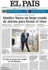 Periodico El País - 25/10/2020