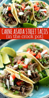 crock pot street tacos recipe will be a hit with your entire family learn how
