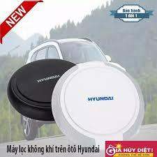 Máy khử mùi lọc không khí Hyundai trong ô tô HY-12.Máy Khử Mùi Máy Lọc  Không Khí Ô Tô Hyundai Khử Mùi Diệt Khuẩn Tạo Hương Thơm Trên Xe Mang Lại  Bầu