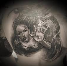 мастер студии At Bachynskyidenis тату Art 79 Tattoo Studio