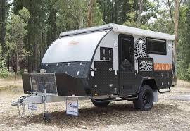warrior off road ensuite hybrid caravan