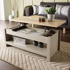 dorset lift up coffee table big