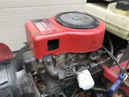 13HP TECUMSEH OHV , VERTICAL SHAFT ENGINE   eBay