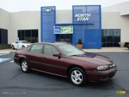 2003 Berry Red Metallic Chevrolet Impala LS #30935699 | GTCarLot ...