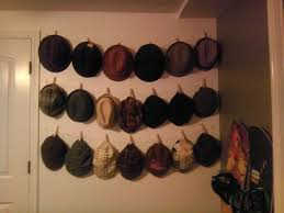 19 Easy and Simple DIY Hat Rack Ideas for Your Sweet Home | Diy hat rack,  Hat organization and Storage ideas