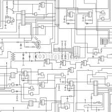 source electrical diagram symbols wiring blueprint pictures wiring diagram symbols on seamless electrical circuit diagram pattern germina 40519953