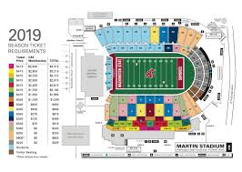 Northern Quest Outdoor Seating Chart Martin Stadium