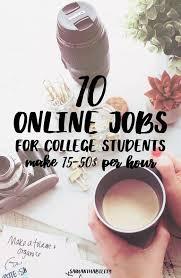 best easy online jobs ideas online jobs for  online jobs for college students