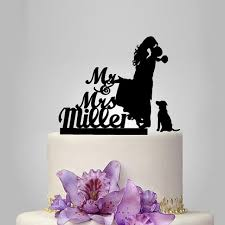 Funny Wedding Cake Toppers Concept Personalize Wedding Cake
