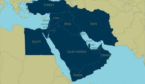 turkey middle east map.  Map Which Are The Middle Eastern Countries Map  On Turkey East