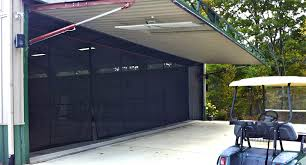 garage door screens retractablegarage door screen  projectscreened porch  Pinterest  Garage