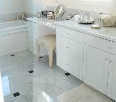 Marble Flooring Bathroom Marble Floor In Bathroom Pros And Cons Crerwin