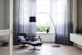 office drapes. Ombre Drapes Contemporary-home-office Office C