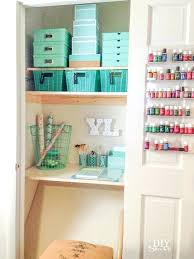 craft closet organization showoff craft closet organization tips craft room closet ideas