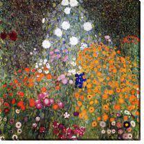 <b>Картина</b> Цветущий сад (<b>Flower Garden</b>)   <b>Картины</b>, Краска ...