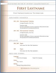 The Best Resume Templates Excellent Resume Templates The Best Resume  Template Download