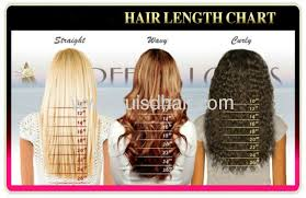 Clip In Hair Extension Length Chart Clip In Hair Extension Clip On Clip Ins Clip Ons From China