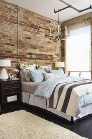 exposed brick bedroom design ideas. 60 elegant modern and classy interiors with brick walls exposed bedroom design ideas