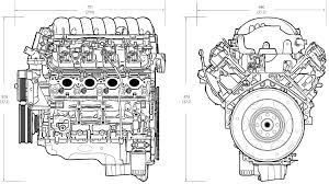 Chevy Engine Size Chart 5 3l L83 Small Block Engine