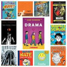 best graphic novels for kids
