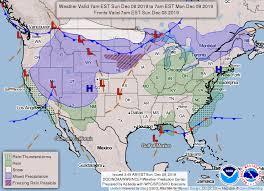 National Forecast Charts