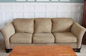 easy inexpensive saggy couch solutions diy makeover love with back pillows ideas 13