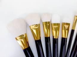 ebay wood makeup brush set 4359 4358 4360 4361 4362