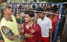 Indian Army Minimum Height Chest And Weight For Soldiers
