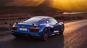audi r8 wallpaper 1920x1080.  Audi 1920x1080 Wallpaper Audi R8 V10 Blue Side View Inside Audi R8 A