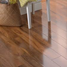 dolce natural walnut effect laminate flooring 1 19 m² pack