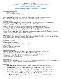 Resume Title Examples For Customer Service Augustais.