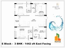 3 bedroom house plans for india luxury 3 bedroom house plan east facing beautiful 3 bedroom