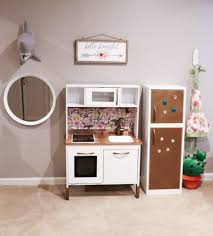 ikea duktig children s play kitchen finished