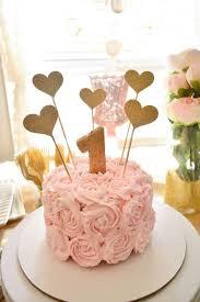 Avas Floral First Birthday Childrens Birthday Cakes Birthday